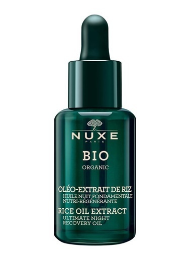 Nuxe  Bio Organic Rice Oil Extract Ultimate Night Recovery Oil 30 Ml Renksiz